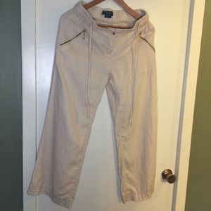 Guess by Marciano Andi Linen Pants Size Small